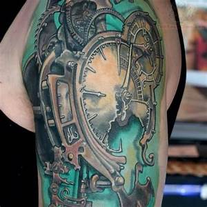Broken Clock Tattoos Designs | www.imgkid.com - The Image ...