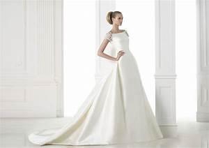 chalicce mikado silk a line wedding dress collection With mikado silk wedding dress