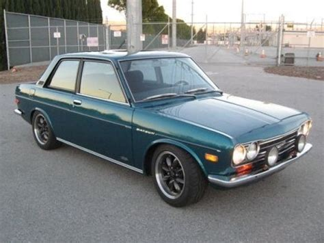 1972 Datsun 510 Sale by Bat Exclusive 1972 Datsun 510 Rod Bring A Trailer