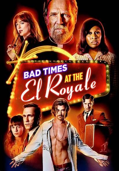 Royale El Times Bad Kaleidescape
