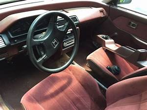 1988 Honda Civic Sedan Dx Shell  Complete Interior  No Motor 88-91 Civic