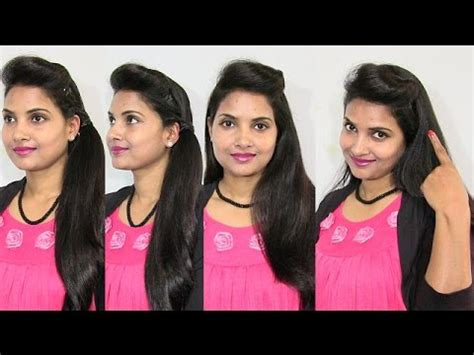 natural side puff hairstyles  hairspray  girls