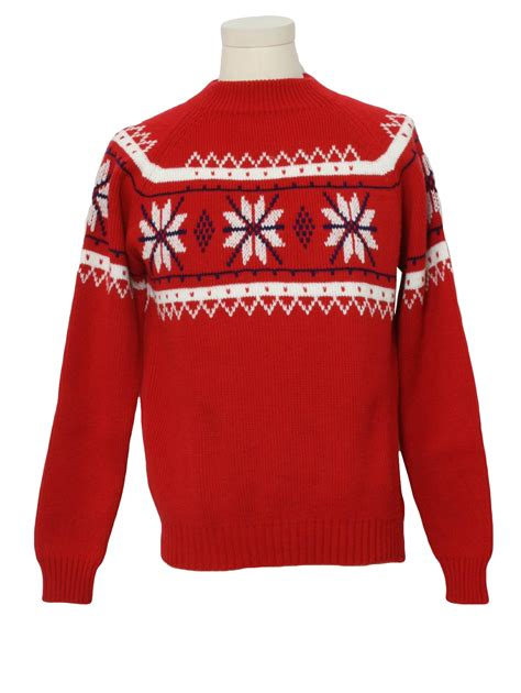 jcpenney mens sweaters 1970 39 s vintage jc penney sweater early 70s authentic