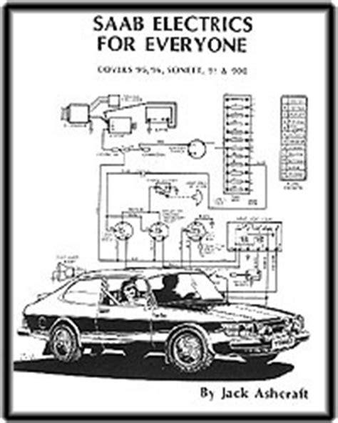 Saab 99 Wiring Diagram by Saabbooks