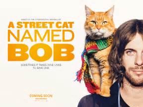 cat named bob a cat named bob corner