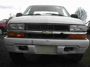 Purchase Used 2001 Chevrolet S10 Ls Ext  Cab 4x4 5 Speed