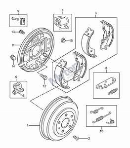 Land Rover Freelander Parts Diagram