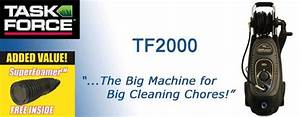 Task Force Tf2000 1st Electric Power Washer Replacement Parts