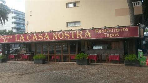 Casa Nostra by La Casa Nostra Picture Of La Casa Nostra La Pineda