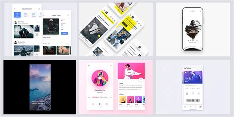 Mobile Web Design Inspiration by Cool Ideas Of Mobile Ui Inspiration Muzli Design
