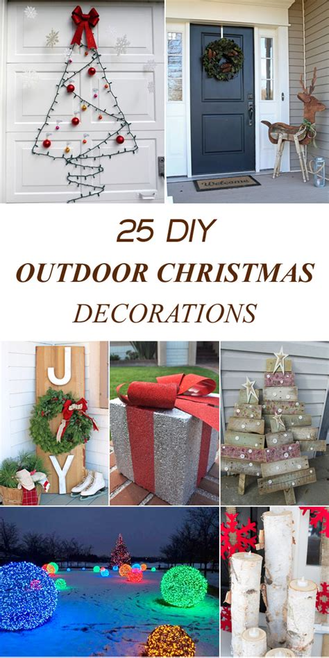 diy outdoor decorations 25 amazing diy outdoor decorations on a budget
