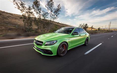 2018 Vorsteiner Mercedes Amg C63 V Ff 106 Motion 5