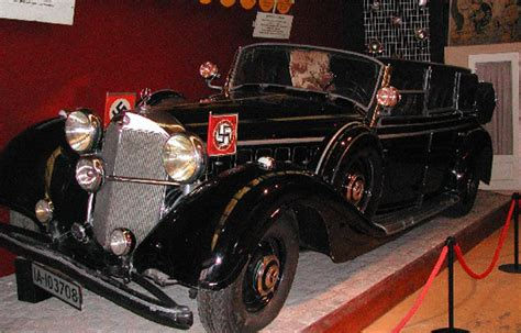 Hitler's Car Gift To Nepal King To Be Used Again
