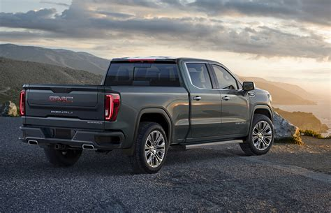 2019 Gmc Truck by 2019 Gmc 1500 Tailgate Of The Future Gearjunkie