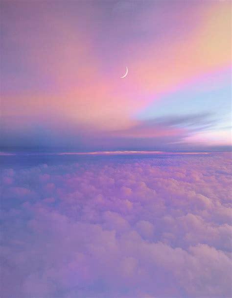 sky aesthetic scenery wallpaper