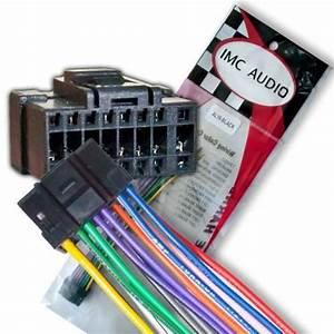 Alpine Cde121 Cde122 Cde123 Cde124 Cde125 Cde125bt Wire