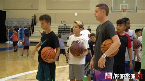 professors  annual basketball camp  los angeles