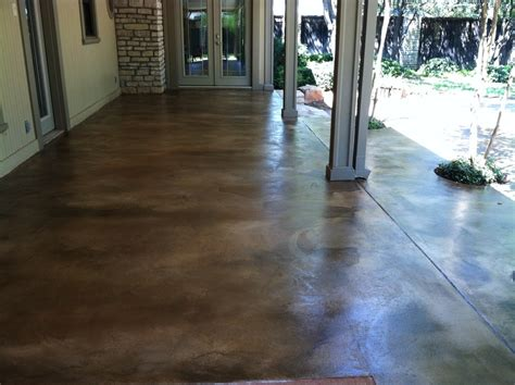 eco friendly concrete staining solid impressions