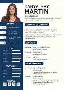 Resume In Word Template