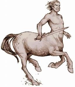 Centaur - Greek Mythology!
