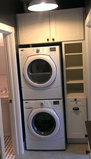 Bathroom Remodel Ideas With Washer And Dryer