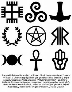 Pagan Protection Symbols Against Evil Neo-pagan symbols ...