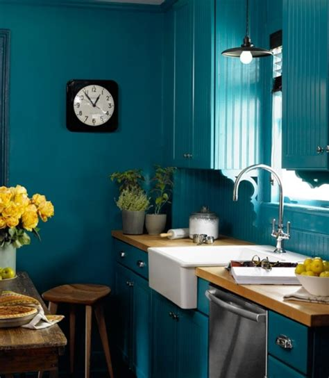 benjamin caribbean blue water interiors by color