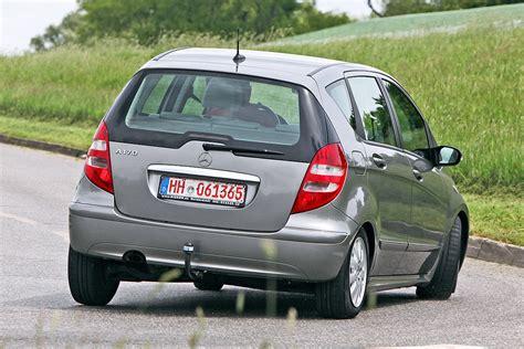 mercedes b klasse automatik benziner gebrauchte mercedes a klasse im test bilder autobild de