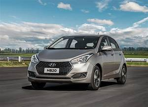 Hyundai Hb20 Muda De Visual Na Linha 2019
