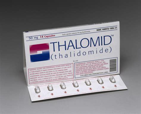 Thalidomide's legacy – Science Museum Blog