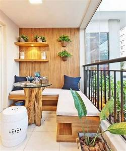 40, Interesting, Balcony, Apartment, Decorating, Ideas, For, The