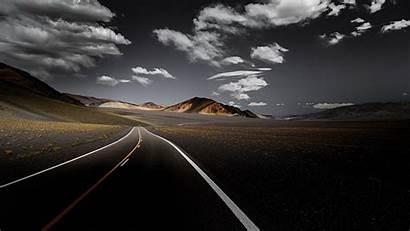 Dark Road Landscape Clouds Laptop Wallpapers 1080p