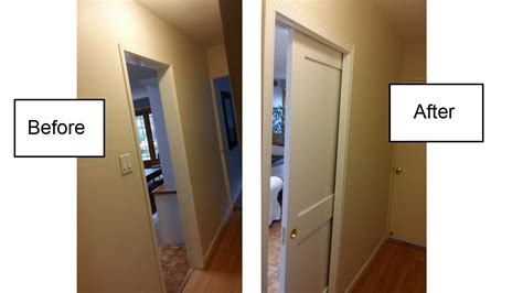 how to install pocket door how to install a pocket door using johnson pocket door