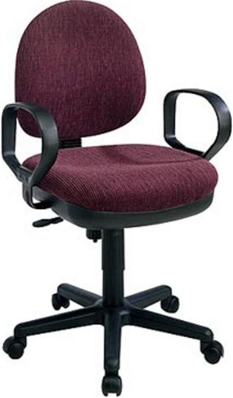 office stardh3405 contemporary swivel chair with flex back