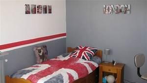enchanteur peinture chambre ado fille et chambre idee With idee peinture chambre ado