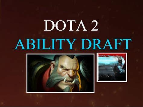 dota  ability draft roaming lycan youtube