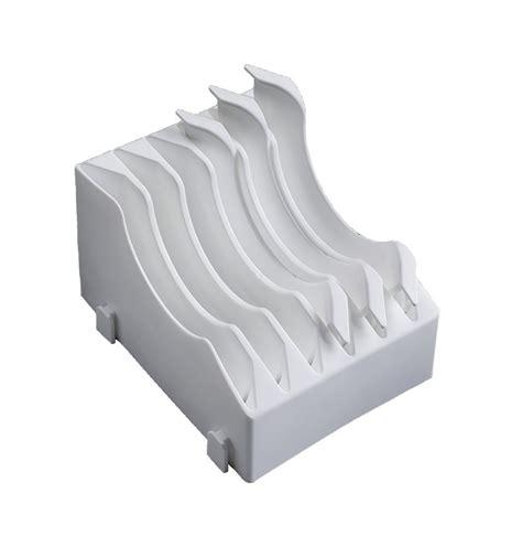 upright plate holder maximum  plates