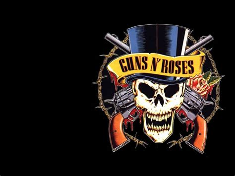 37+ Guns N Roses Wallpaper HD on WallpaperSafari