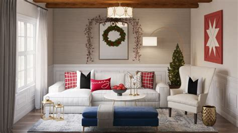 Holiday Zoom Backgrounds | Apartment Therapy