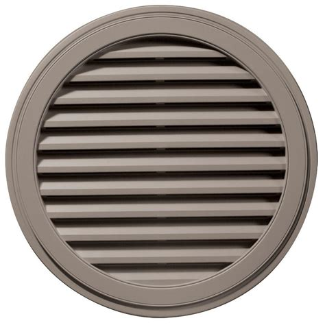Decorative Gable Vents Home Depot by Fypon 18 In X 36 In X 2 In Polyurethane Decorative