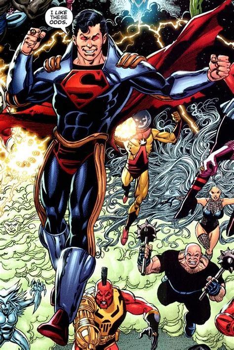 New 52 Superboy Prime Quotes Comics Pinterest Quotes