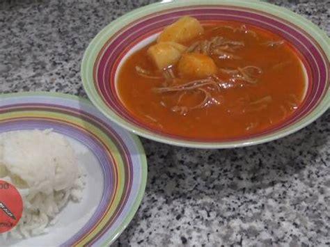hilachas guatemala receta de miedo  la cocina  allan