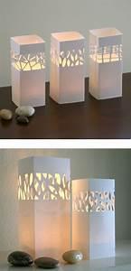 Lampenschirme Für Tischlampen : die besten 20 lampe selber bauen ideen auf pinterest ~ Whattoseeinmadrid.com Haus und Dekorationen