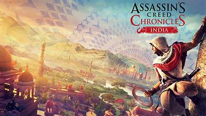 Creed Chronicles India Assassin Wallpapers 4k 1920