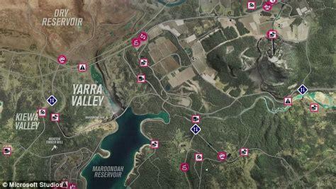 Xbox One's Forza Horizon 3 Hits Australian Shores But