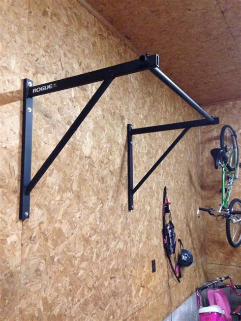 install pull up bar in garage 3 must pieces of equipment for your small home
