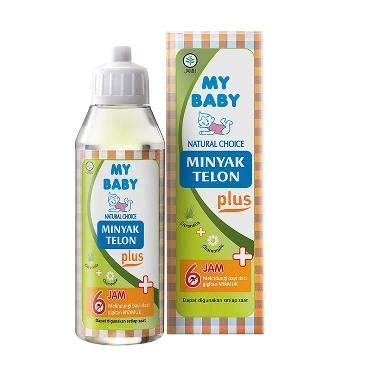 minyak telon plus my baby jual produk bedak tissue basah sabun bayi my baby