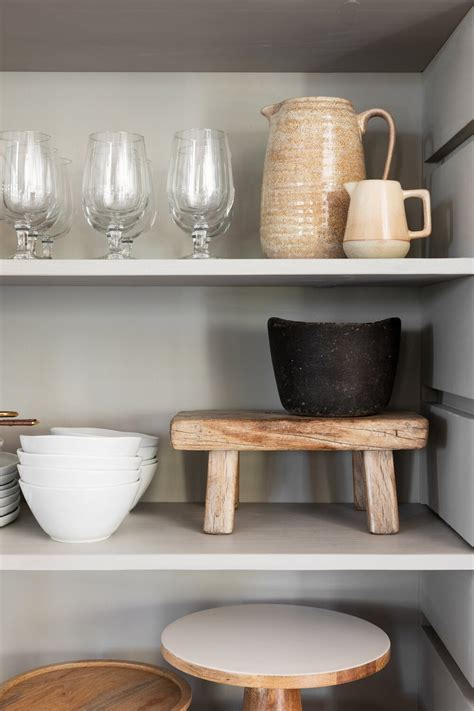 foolproof kitchen hutch cabinet styling studio mcgee