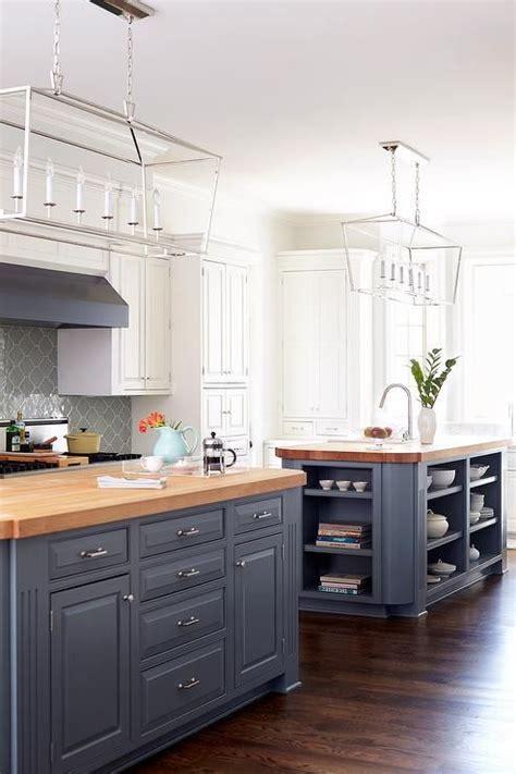 kitchen islands butcher block best 25 white kitchen with gray countertops ideas on