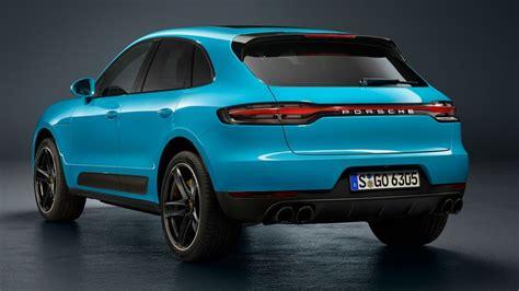 Porsche Macan facelift features an improved 2.0-liter engine